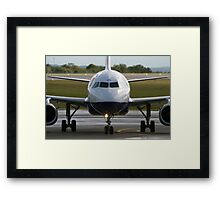 British Airwas Framed Print