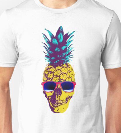 Pineapple Skull Unisex T-Shirt