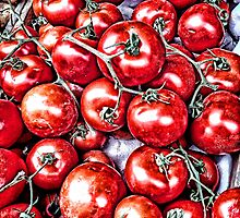Tomatoes by Roxy J