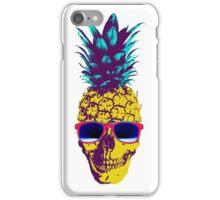 Pineapple Skull iPhone Case/Skin