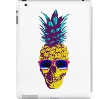 Pineapple Skull iPad Case/Skin
