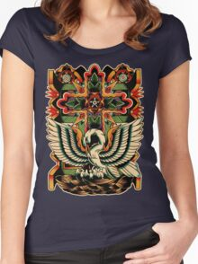 Rosicrucian Women's Fitted Scoop T-Shirt