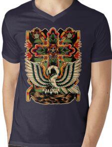 Rosicrucian Mens V-Neck T-Shirt