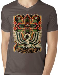 Rosicrucian Mens V-Neck T-Shirt