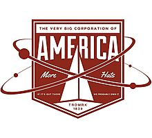 The Very Big Corporation of America Photographic Print