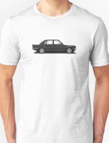 BMW M5 (E28) (black) Unisex T-Shirt