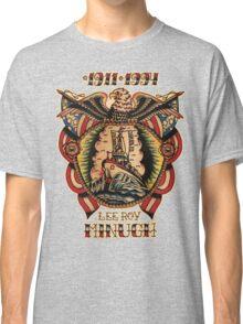 Lee Roy Minugh Chestpiece Classic T-Shirt
