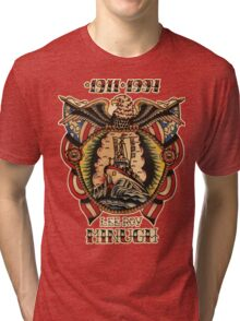 Lee Roy Minugh Chestpiece Tri-blend T-Shirt