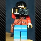 Lego Photographer - Birthday by Peter Barrett
