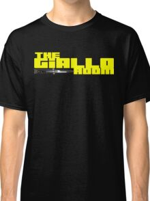 THE GIALLO ROOM Classic T-Shirt