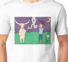 Meanwhile, back on the ranch... III Unisex T-Shirt