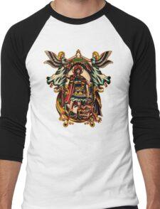 St. Nikita Men's Baseball ¾ T-Shirt