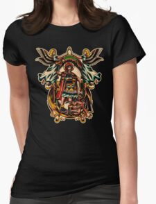 St. Nikita Womens Fitted T-Shirt