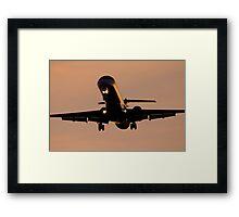 Luxair  Framed Print