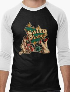 Salto Vintage  Men's Baseball ¾ T-Shirt