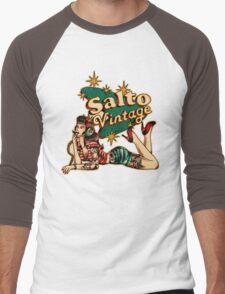 Salto Vintage  Men's Baseball ¾ T-Shirt