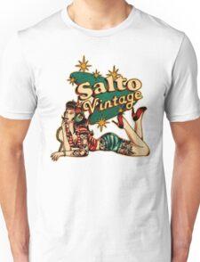 Salto Vintage  Unisex T-Shirt