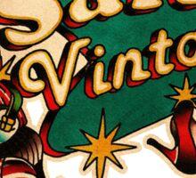 Salto Vintage  Sticker