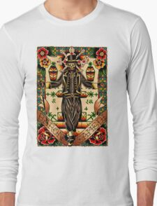 Baron Samedi Long Sleeve T-Shirt