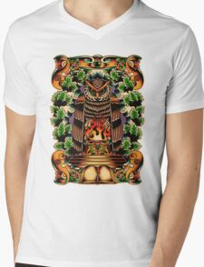 Bohemians Grove Mens V-Neck T-Shirt
