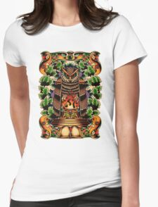 Bohemians Grove Womens Fitted T-Shirt