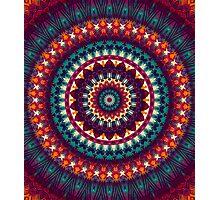Mandala 081 Photographic Print