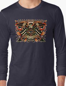 Black Eyes Made Natural (PT-BR) Long Sleeve T-Shirt