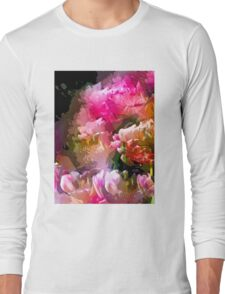 Abstract 272 Long Sleeve T-Shirt