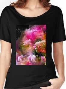 Abstract 272 Women's Relaxed Fit T-Shirt