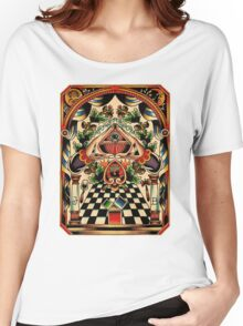 Freemasons Women's Relaxed Fit T-Shirt