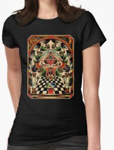 Freemasons Womens Fitted T-Shirt
