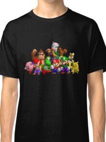 Super Smash Bros. 64 Cast Classic T-Shirt
