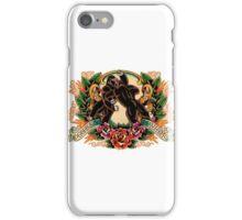 Gorilla Mayhem iPhone Case/Skin