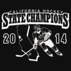 State Champs - Version 1 White Text by theroyalhalf