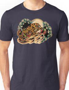 Tiger x Snake (Battle Royale) Unisex T-Shirt