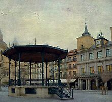 Plaza Mayor de Segovia by rentedochan