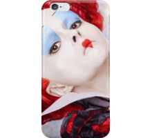 Red Queen iPhone Case/Skin