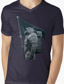 Kojima Productions We Are Ludens Mens V-Neck T-Shirt