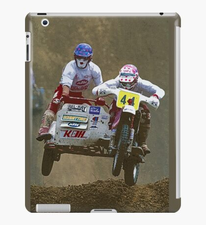 """Motorcycle """"  valuation by the silver"""" : 300 F/2.8 CANON EOS 5 Best  10 (c)(h) by Olao-Olavia / Okaio Créations iPad Case/Skin"""