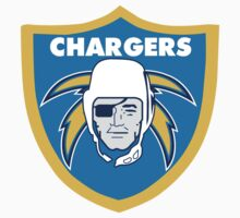 San Diego Chargers Oakland Raiders by dune