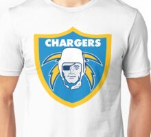 San Diego Chargers Oakland Raiders Unisex T-Shirt