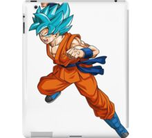 Super Saiyan Blue Goku iPad Case/Skin