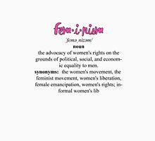 Define Feminism Unisex T-Shirt