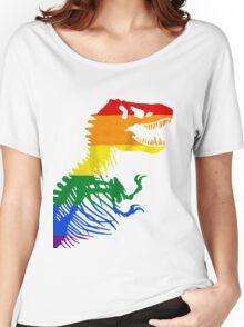 LGBT Rex Women's Relaxed Fit T-Shirt