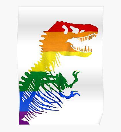 LGBT Rex Poster
