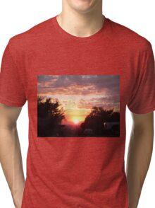 120 Degrees Tri-blend T-Shirt