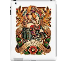 God Save the Kickstarter iPad Case/Skin