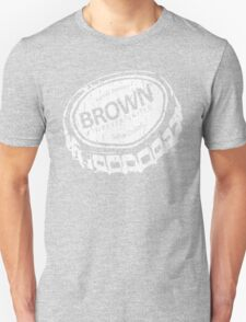 Brown Family Brewed - Whitened T-Shirt