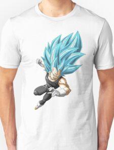 Super Saiyan Blue 3 Vegeta Unisex T-Shirt