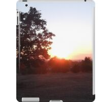 120 Degrees II iPad Case/Skin